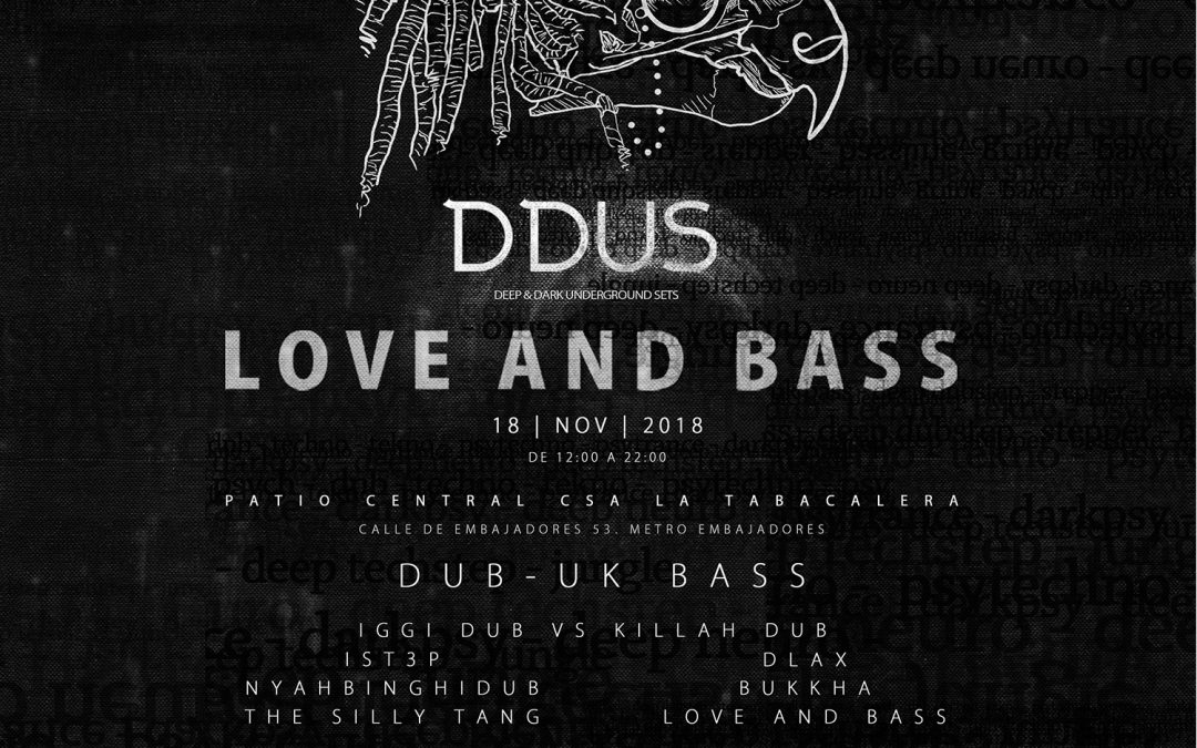 From Love And Bass to Health And Education